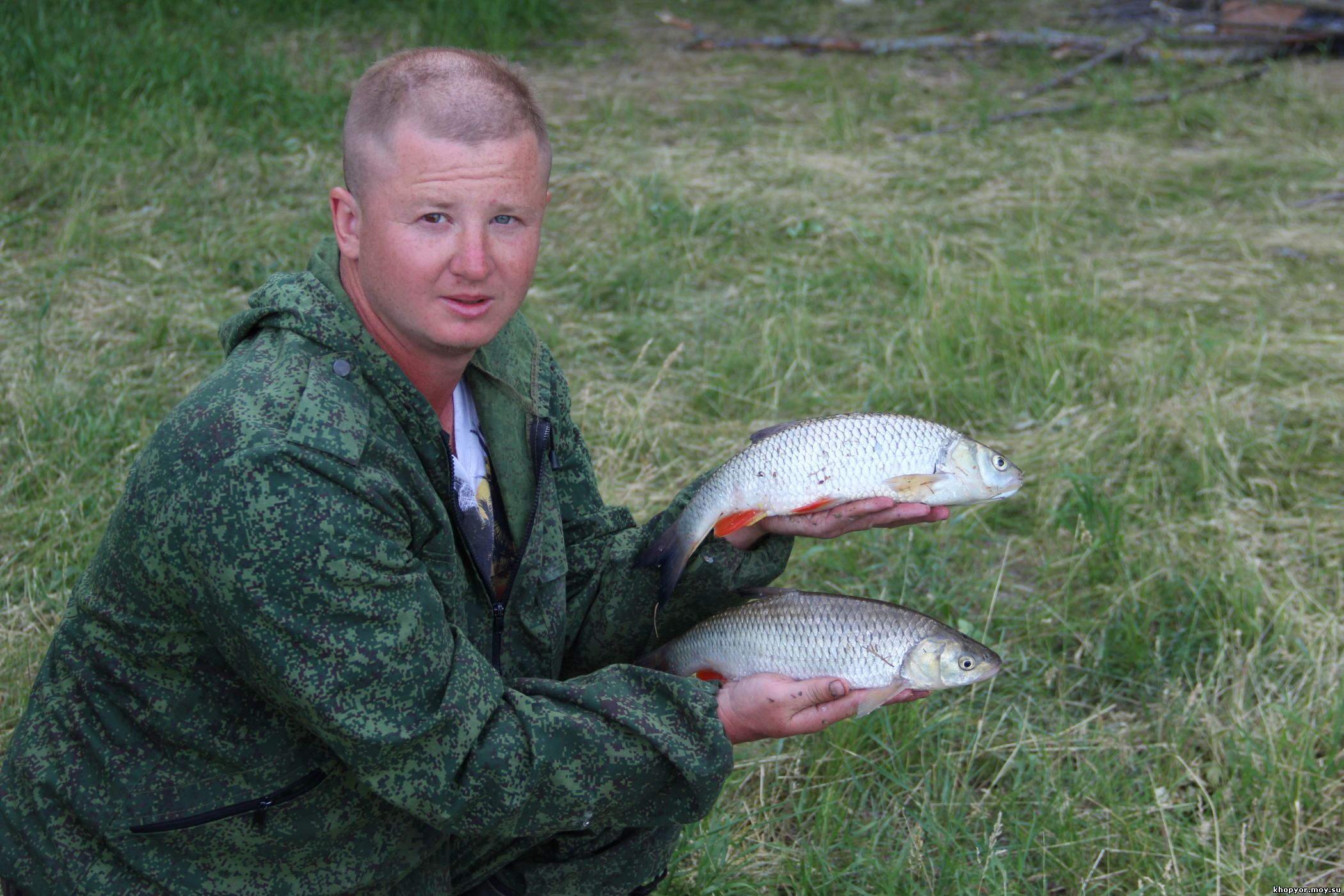 закон о рыбалке на хопре