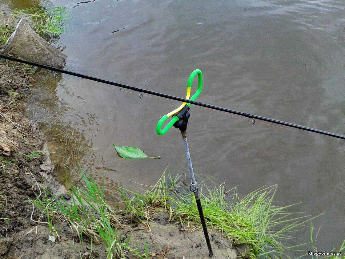 рыбалка клев лиски