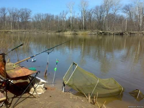 Дома рыбака на рыбинском водохранилище