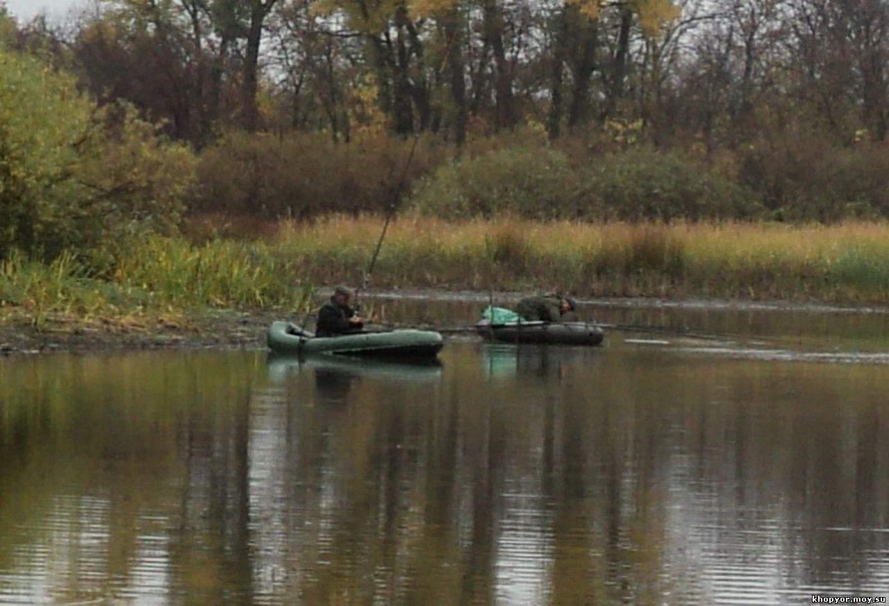 когда в волгоградской области запрещена рыбалка