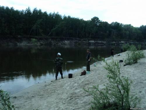 Рыбалка на хопре волгоградская область видео