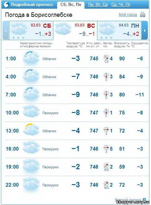 Погода на завтра гисметео нижнекамск