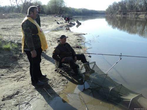 хопер алексеевский район рыбалка