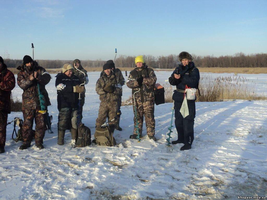 рыбалка в урюпинске