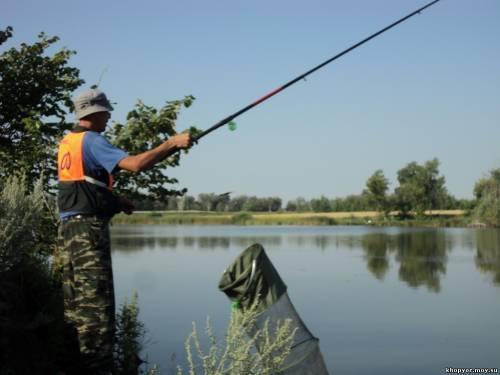 хопер рыбалка в борисоглебске