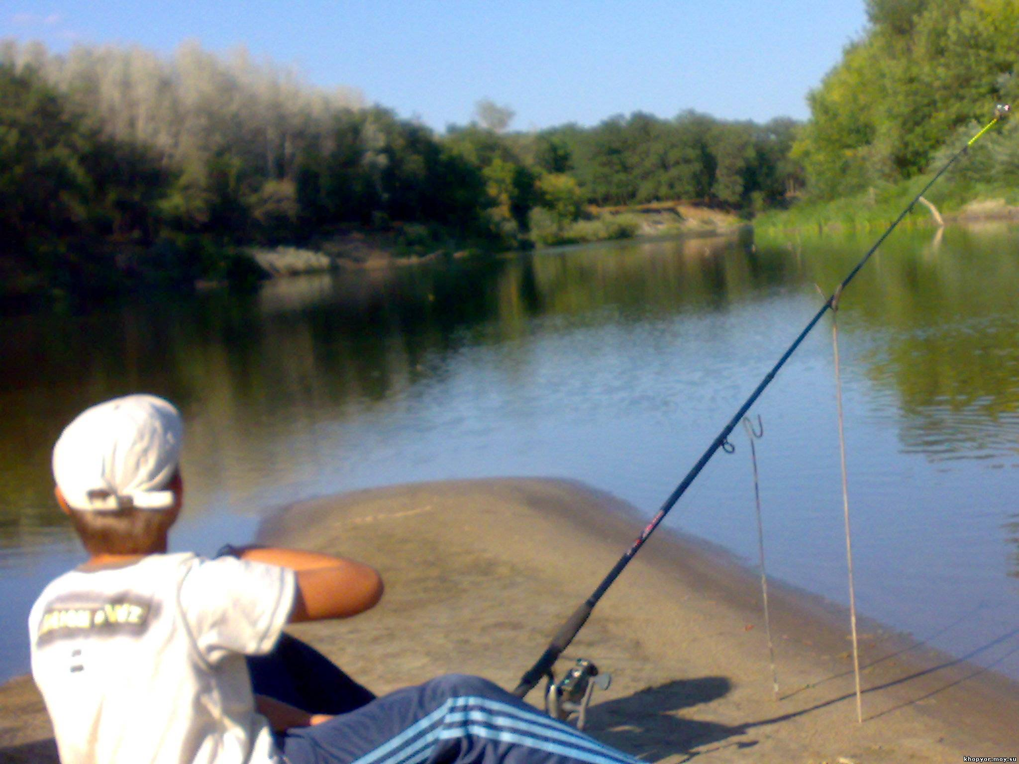 чем помогает рыбалка
