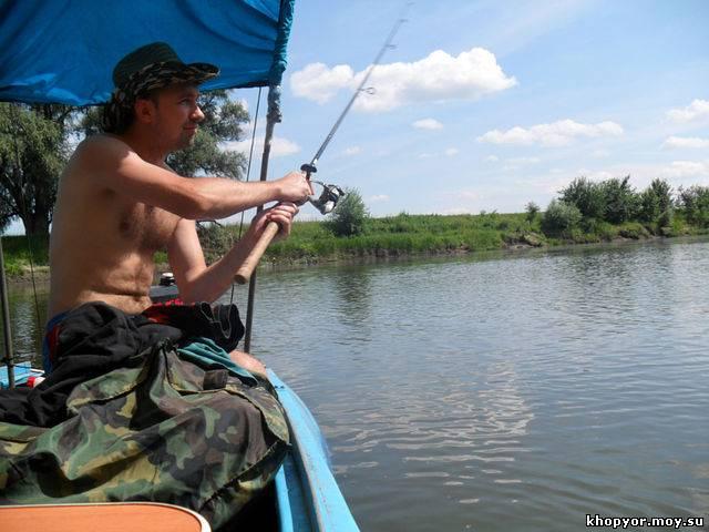 рыбалка в воронежских платных прудах