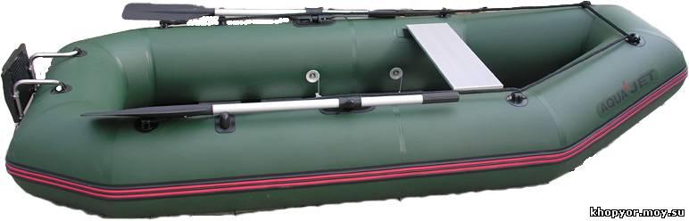 характеристики лодок акваджет