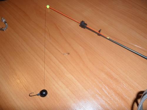 Монтаж зимних снастей для рыбалки
